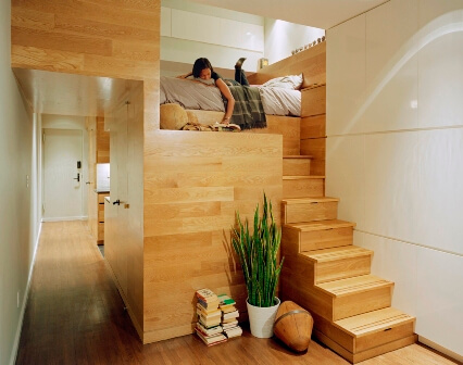 small feat - Got a small house? see some ideas for arrangement