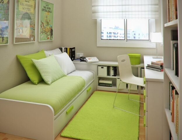 smallroom1 11 - Got a small house? see some ideas for arrangement