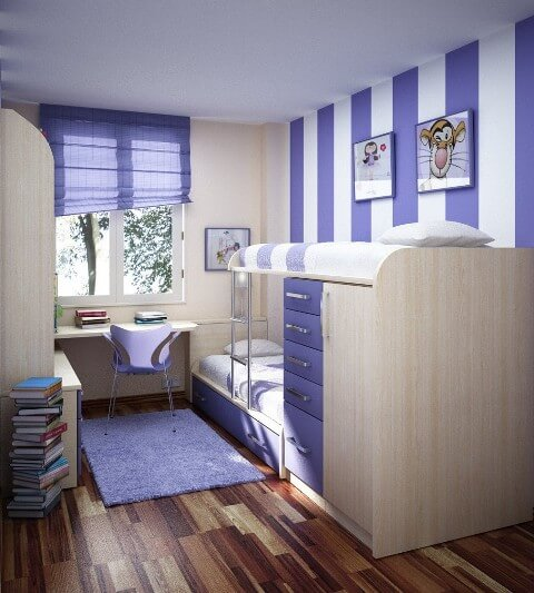 smallroom1 2 - Got a small house? see some ideas for arrangement