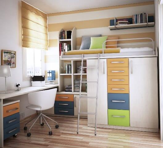 smallroom1 4 - Got a small house? see some ideas for arrangement