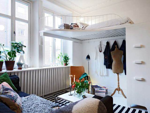 smallroom1 8 - Got a small house? see some ideas for arrangement