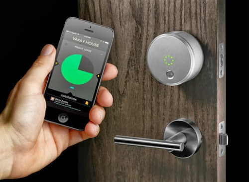 15582737666 d2eec117a8 August Smart Lock - 5 top gadgets to Jazz up your home