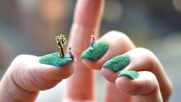 Alice Bartlett nail art 3 - Amazing Nail Art