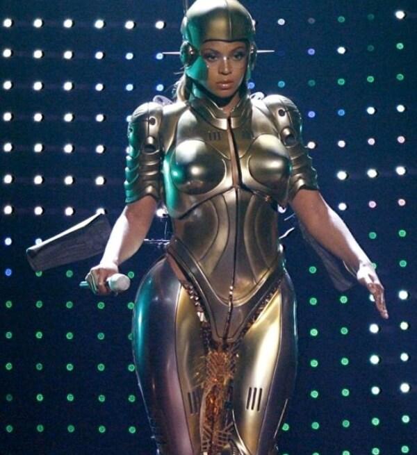 Beyonce BET Awards 2007