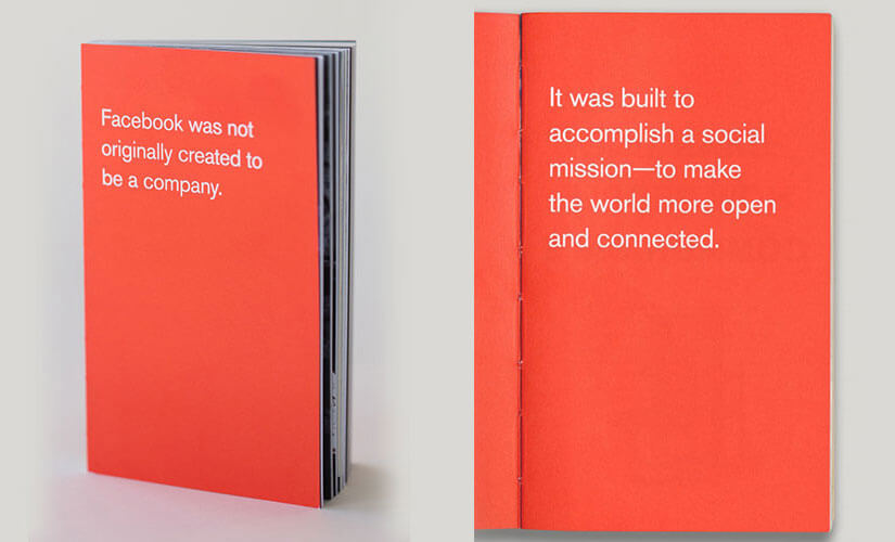 Facebook Red Book 1 - Facebook Red Book for its Employees
