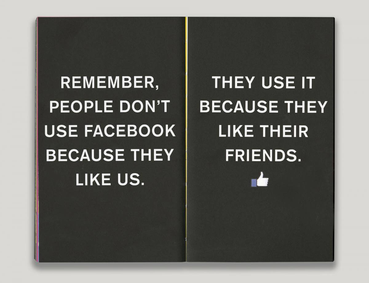 Facebook Red Book 12 - Facebook Red Book for its Employees