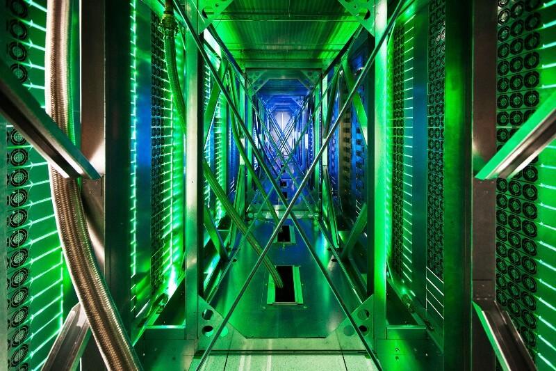 Google 5 - Inside Google Data Center