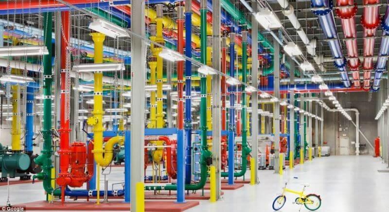 Google 7 - Inside Google Data Center