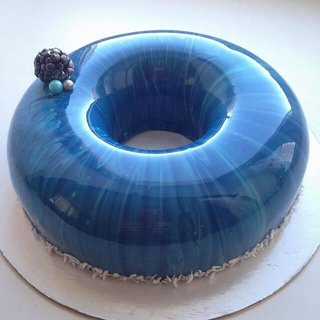 Olga Noskova Cakes 15 - Shiny Cakes by Olga Noskova, Yummy!