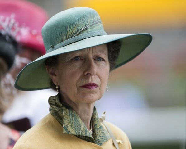 Princess Anne PrincessRoyal - Wealthiest Royal Princesses in the World