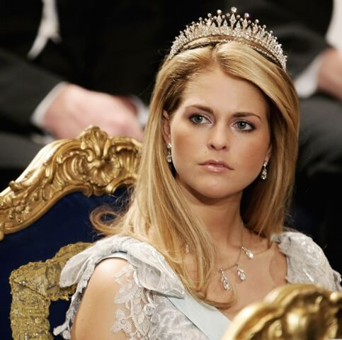 Princess Madeleine 3 - Wealthiest Royal Princesses in the World