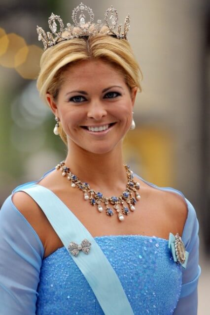 Swedish CrownPrincess - Wealthiest Royal Princesses in the World