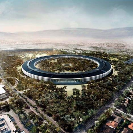 apple campus 1 - See what Apple is doing with Apple Campus 2