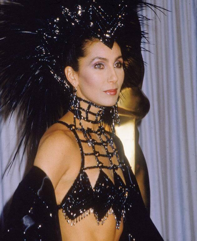 At the Oscars 1986