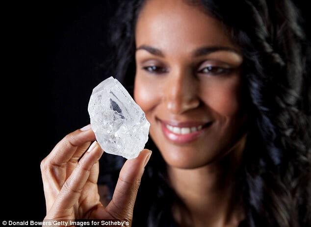 diamond 2 - World's biggest diamond: wanna purchase ? here is the chance!