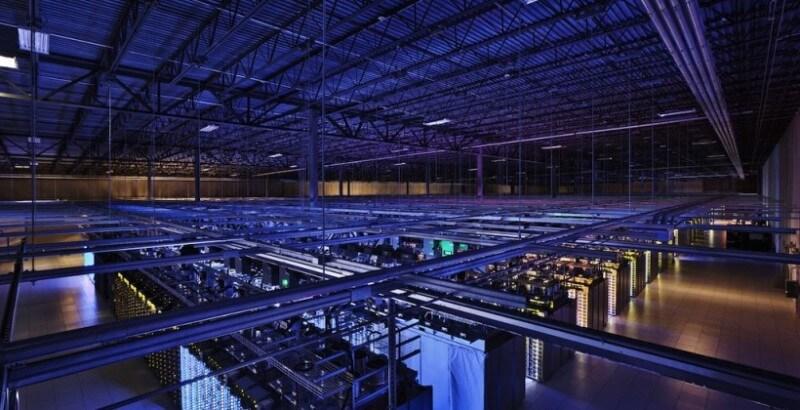 google 2 - Inside Google Data Center