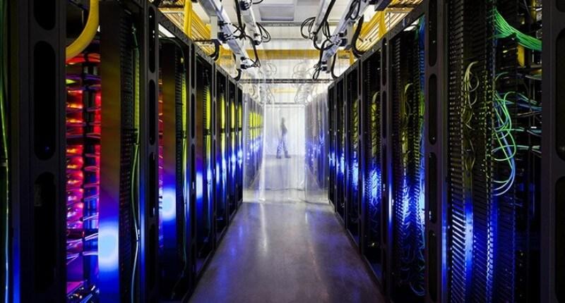 google 6 - Inside Google Data Center