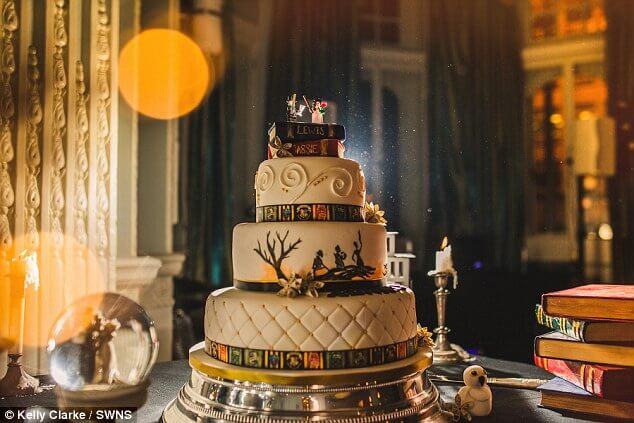 harry potter style wedding (14)