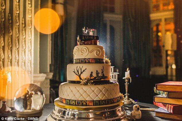 harry potter style wedding (14)