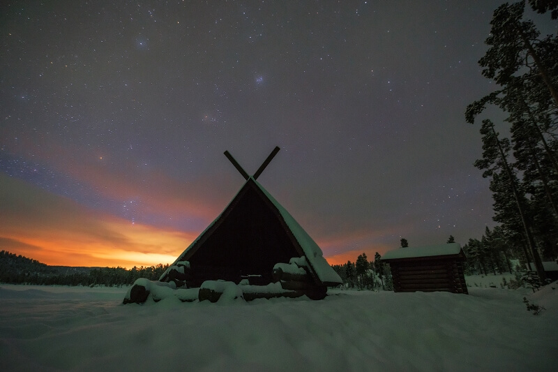 lapland 11 - Here you travel to Lapland