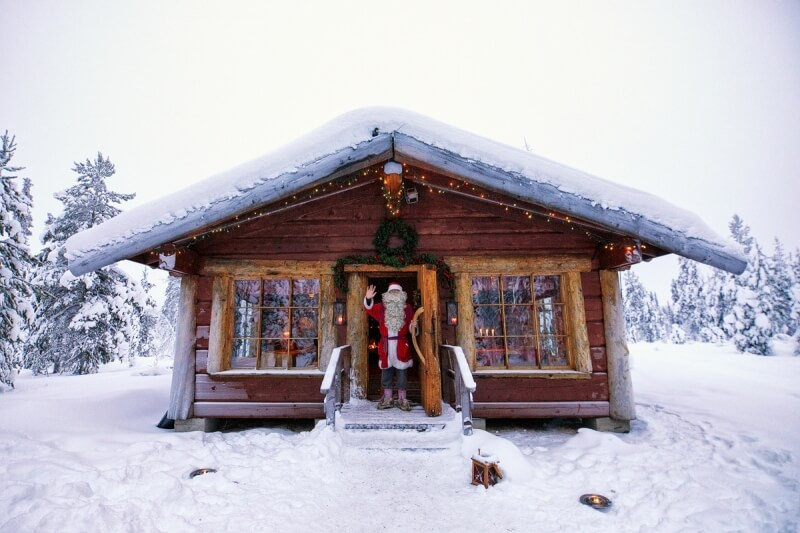lapland 12 - Here you travel to Lapland