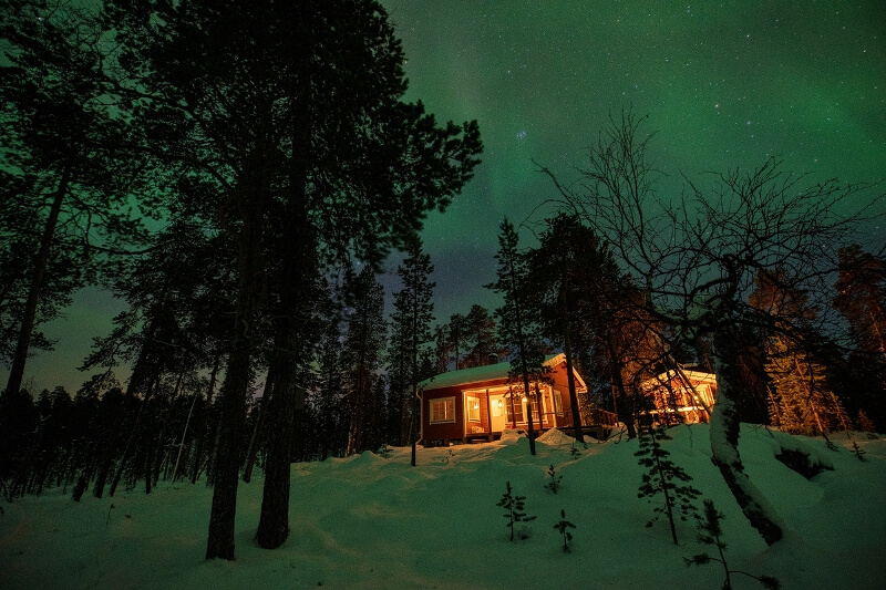 lapland 14 - Here you travel to Lapland