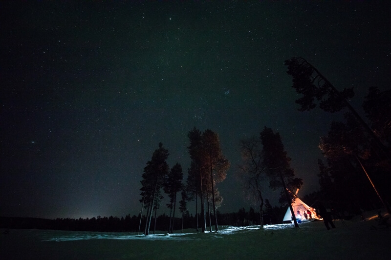 lapland 19 - Here you travel to Lapland