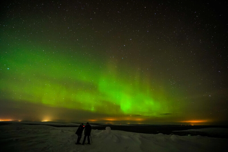 lapland 2 - Here you travel to Lapland