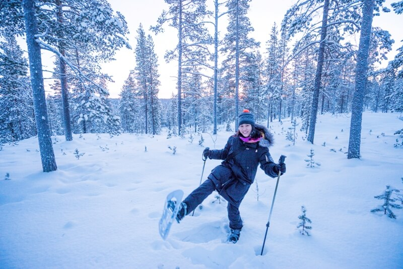 lapland 3 - Here you travel to Lapland