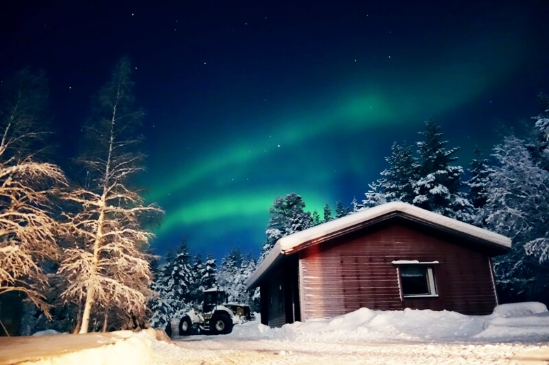 lapland 5 - Here you travel to Lapland