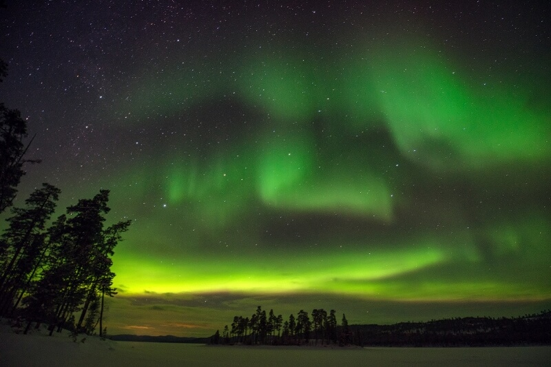 lapland 6 - Here you travel to Lapland
