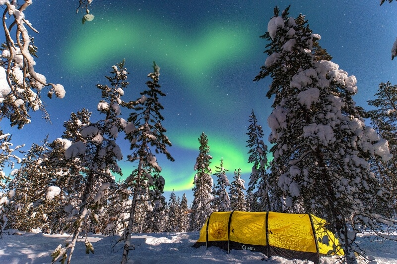 lapland 9 - Here you travel to Lapland