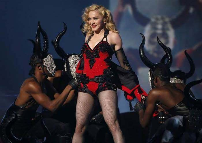 madonna - 10 Most Crazy Hollywood Celebrity Outfits
