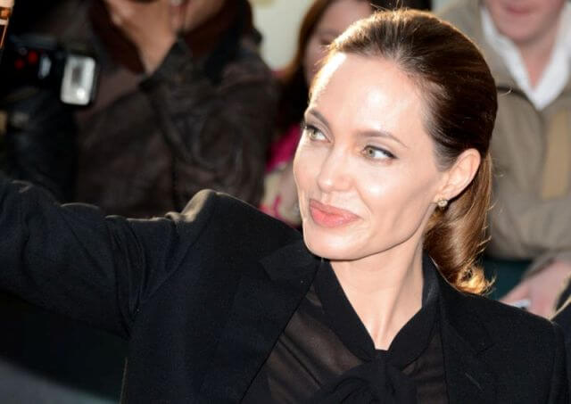 Angelina Jolie Cannes 2013 - Highest Paid Actresses in Hollywood