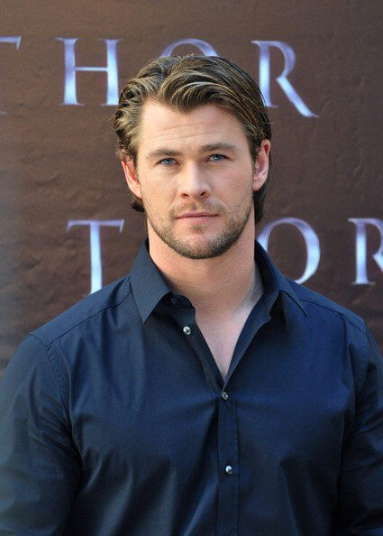 Chris Hemsworth - 11 Hollywood's Highest Paid Actors 2015