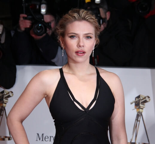 Scarlett Johansson 3 - Highest Paid Actresses in Hollywood