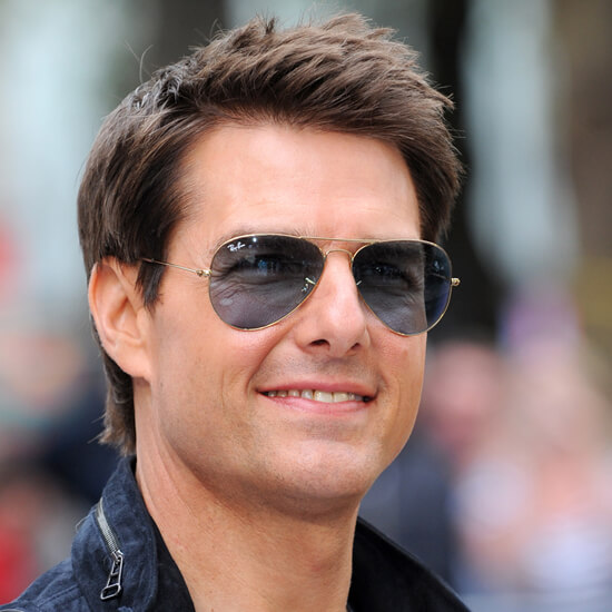 Tom Cruise  - 11 Hollywood's Highest Paid Actors 2015
