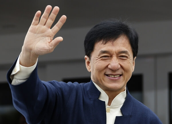 jackie chan - 11 Hollywood's Highest Paid Actors 2015