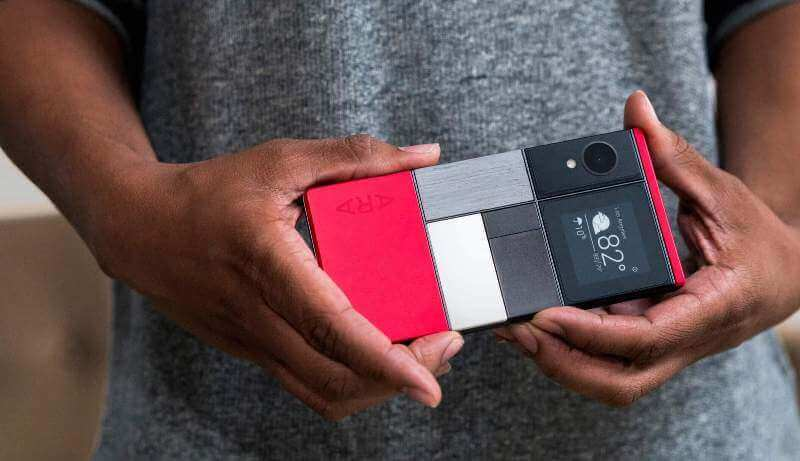 hero - Modular Phones, Next Big Thing in near future ?
