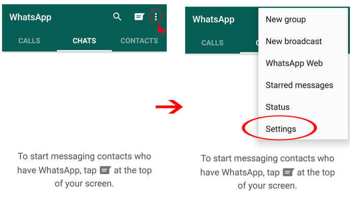 1 1 - Alert! Whatsapp and Facebook are gonna share info about you!! See how to stop it