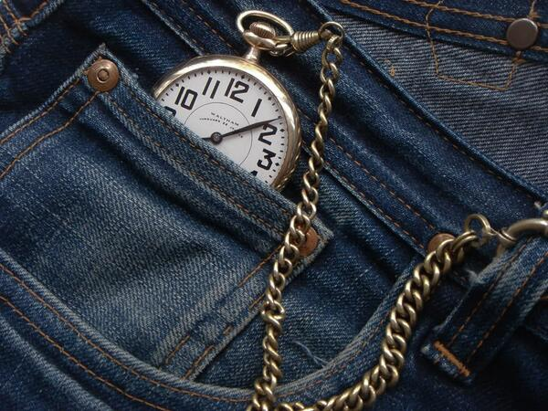 1453832944 - Ever wondered why do jeans have those tiny pocket and buttons?