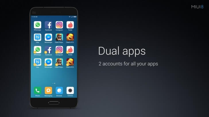 MIUI 8 1 - Xiaomi's MIUI 8 Finally Comes with New Features