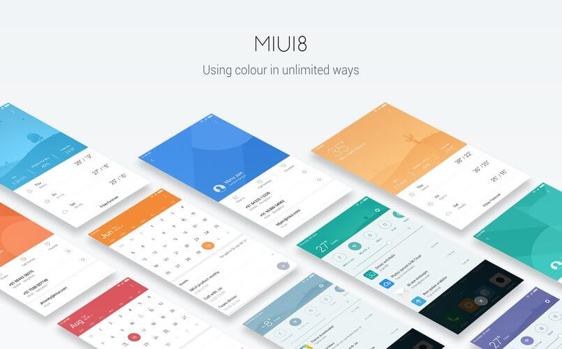 MIUI 8 3 - Xiaomi's MIUI 8 Finally Comes with New Features