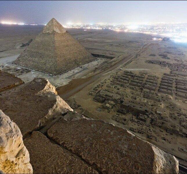 Pyramids of Gaza
