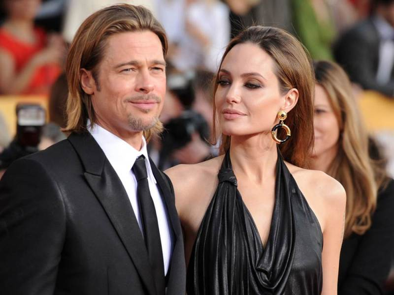 angelina jolie brad pitt2 - Angelina Jolie and Brad Pitt are heading for Divorce