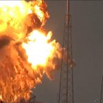 la fi space x explosion 20160901 snap 1 150x150 - SpaceX rocket explodes; Facebook dream to ashes