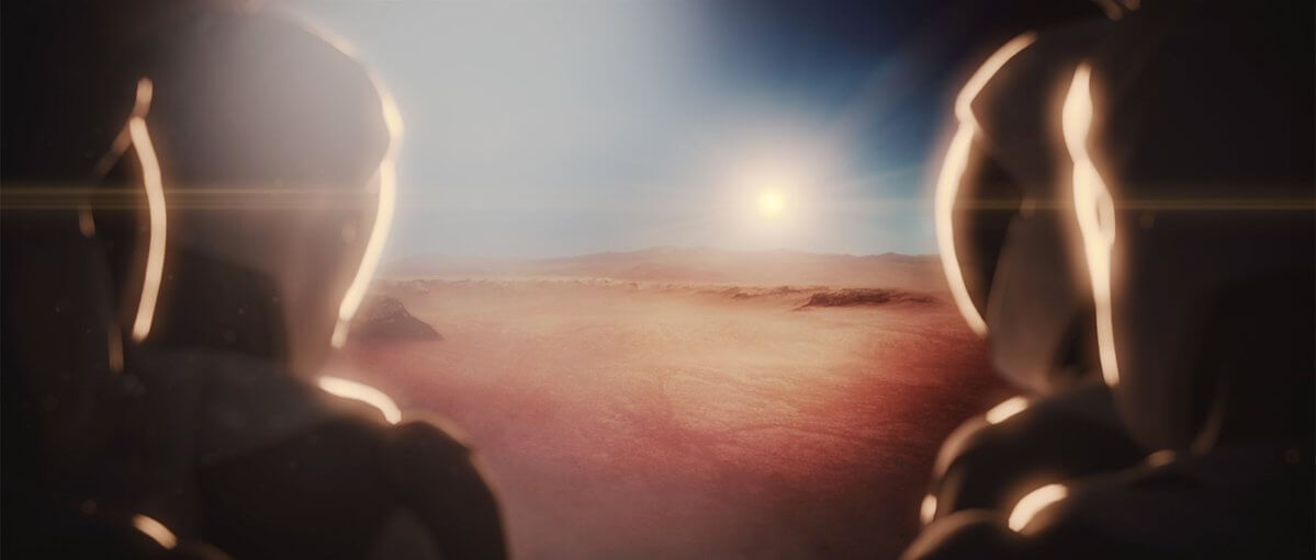 spacex Interplanetary Transport System 4 - Elon Musk reveals SpaceX Interplanetary Transport System to colonize Mars