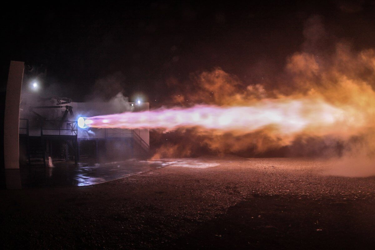 SpaceX Interplanetary Transport System