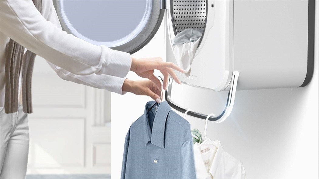 Handing mini samsung washing machine