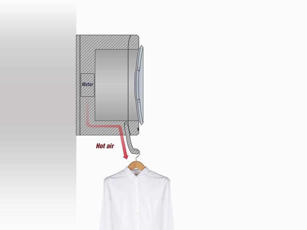 Handing mini samsung washing machine